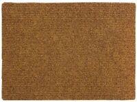 zerbino in cocco sintetico antiscivolo cm 50x80 moquette tappeto ingresso