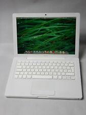 "Apple MacBook 13"" Weiß 2GHz 2GB 320GB"