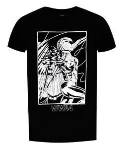 Wonder Woman WW84 Licensed T-Shirt - Small - Free P+P