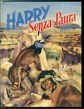 HENTY G. A. HARRY SENZA-PAURA SALANI 1956 GRANDI LIBRI ILLUSTRATO DA G. ROSSINI