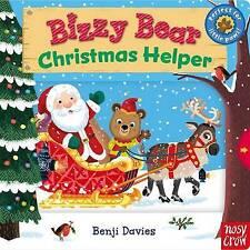 Bizzy Bear: Christmas Helper-ExLibrary