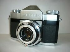 appareil photo reflex argentique Zeiss Ikon Contaflex I obj Pantar 2,8 45 mm 195