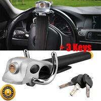 UKB4C Steering Wheel Lock High Security Anti Theft Twin Bar Mercedes-Benz C-Class Amg