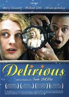 DELIRIOUS - DVD NEUF SOUS BLISTER