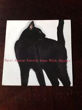 PATTI AUSTIN gettin' away with murder LP - 1985 - VG+