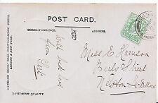Genealogy Postcard - Family History - Harrison - Newton Le Willow  Y864