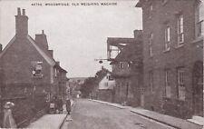 Old Weighing Machine, WOODBRIDGE, Suffolk