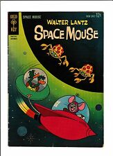 SPACE MOUSE #1  [1962 VG+]  CRAB COVER!