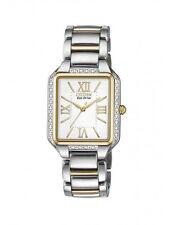 Citizen Em0194-51a Eco-drive Ladies 26 X Diamond Watch Two-tone