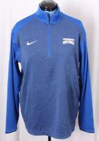Nike Dri-Fit Coaches 1/2 Zip Top US Air Force USAF Shirt Pullover Jacket Men's L
