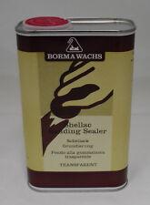 Shellac Sanding Sealer von Borma transparent - 500 ml