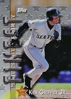 1997 TOPPS FINEST MYSTERY #ILM10 KEN GRIFFEY JR - MARINERS - NM-MINT OR BETTER🔥