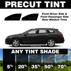 Precut Window Tint for Audi A6 Avant Wagon 06-11 (Front Doors Any Shade)