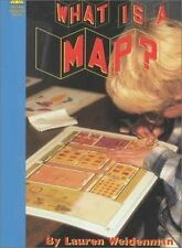 What Is a Map? (Social Studies)-ExLibrary