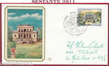 ITALIA FDC FILAGRANO VILLE D'ITALIA VILLA SANTA MARIA CAPO PULA CA 1985 Y906