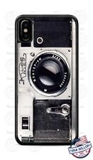 Vintage Camera Lens Retro Phone Case Cover For iPhone Samsung Google LG Google