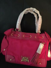 NWT Juicy Couture Malibu Nylon Daydreamer Handbag Large $198