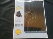 NIB Targus Versavu Bluetooth Keyboard Case/Stand - for iPad 4th & 3rd generation