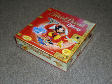 TRIVIAL PURSUIT : RARE 2005 DISNEY EDITION - BY PARKER  IN VGC (FREE UK P&P)