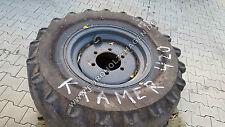Kramer 420 520 Radlader Reifen Felge Ausgeschäumte Reifen 12.5 R 18