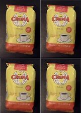 Crema Brand Coffee from Puerto Rico,  4 bags ground coffee, 14oz - FS