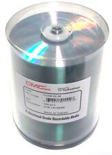 100 CMC Pro Taiyo Yuden (TCDR-ZZ-SB) 52X CD-R Silver Lacquer Media