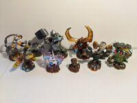 Skylanders Earth Lot of 11 Figures