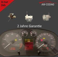 Audi A3 A4 A6 TT VW Golf Zeiger Nadeln Ausfall Reparatur Tacho Kombiinstrument