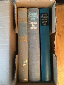 Ernest Hemingway Bücher
