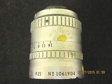 Vintage P Angenieux 10mm f1.8 Retrofocus Type R21 lens
