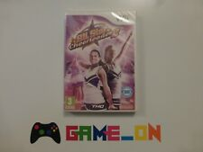 Nintendo Wii All Star Cheerleader 2 BRAND NEW & SEALED Game FREE P+P