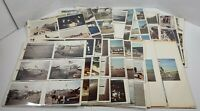 Lot Of 250 Airplane Photographs From Museums Shows Airports