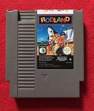 Nintendo NES PAL RODLAND Rod Land Pal B NICE! US SELLER