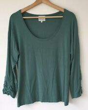 Ladies Green Top 12 The Masai Clothing Company  <NZ4010