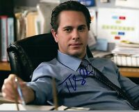 Thomas Sadoski Signed Autographed 8x10 Photo The Newsroom COA VD