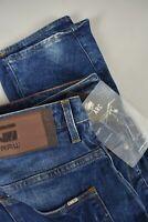 G-STAR ARC-Z 3D SLIM Men's W36/L36 Stretch Cotton Button Fly Jeans #0146*