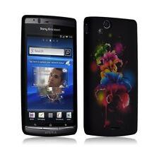 Housse étui coque gel pour Sony Ericsson Xperia Arc / Arc S motif HF35