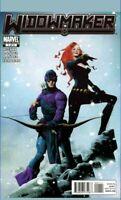 Widowmaker #1 Hawkeye Black Widow Marvel Comics 2010 VF/NM
