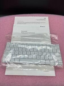 """922-6901 Apple Genuine Keyboard 12"""" iBook G4"""