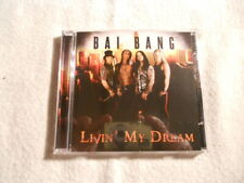 "Bai Bang ""Livin' my Dream"" 2011 cd AOR Heaven Rec. Signed by  Diddi  & Pelle New"