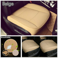 PU Leather Luxury Car Seat Cover Protector Full Surround Seat Cushion Breathable