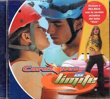 Belinda Daniel Habif Mariana Sanchez Corazones al Limite CD  New Sealed
