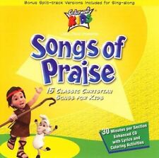 Cedarmont Kids Songs of Praise (CD, 1996) Usually ships in 12 hours!!!