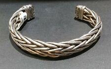 Scott Kay Sterling Silver Men's Bracelet GB1969SGS85
