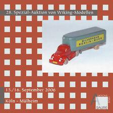 """Wiking-Auktionskatalog /""""Sammlung Rautenberg/"""""""
