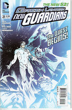"Green Lantern: The New Guardians #21 (Aug 2013)  ""The New 52"" D.C. Comics"