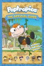 Poptropica: The Official Guide by Tracey West