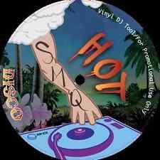 """SLEAZY McQUEEN & OSMOSE """"Hot"""" 12inch NEW VINYL Smokecloud records DISCO Slomo"""