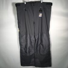 Under Armour Mens 2XL Gray Cold Gear 3 Infrared Ski Snowboard Pant Buck NWT $216