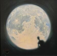 """Kush, Vladimir   """" Moon Watch  """"    Giclee   MAKE OFFER  DSSBA"""